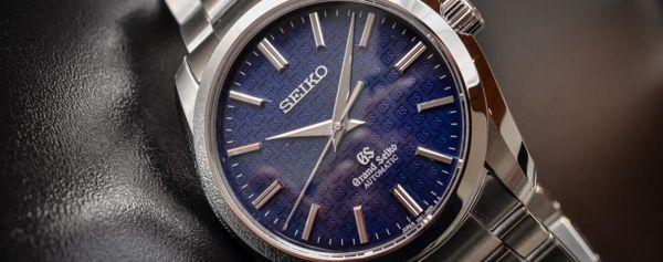 Sự sang trọng trên một mẫu đồng hồ seiko automatic