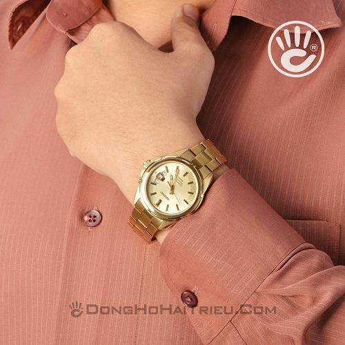 đồng hồ seiko mạ vàng quà tết số 1 cho bố mẹ 2