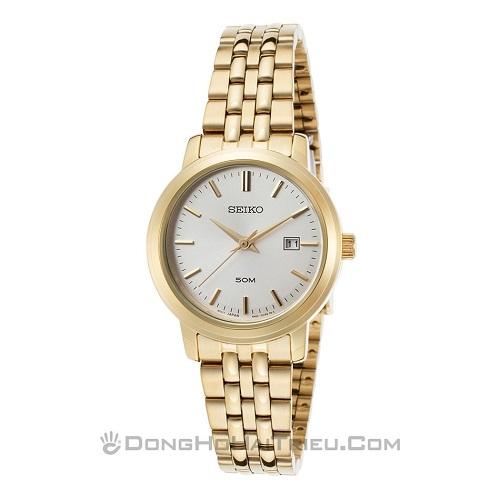 đồng hồ seiko mạ vàng quà tết số 1 cho bố mẹ 3
