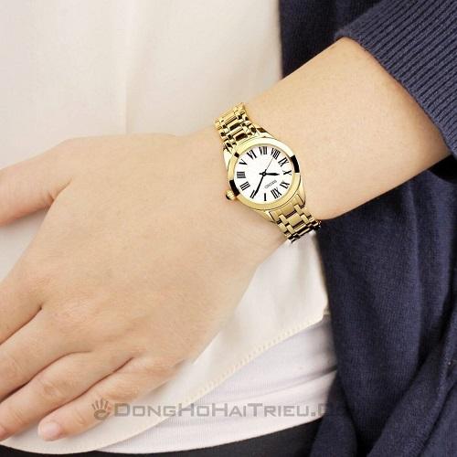 đồng hồ seiko mạ vàng quà tết số 1 cho bố mẹ 4