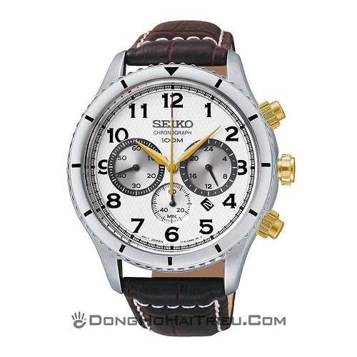 không thể chối từ đồng hồ seiko chronograph 100m 3