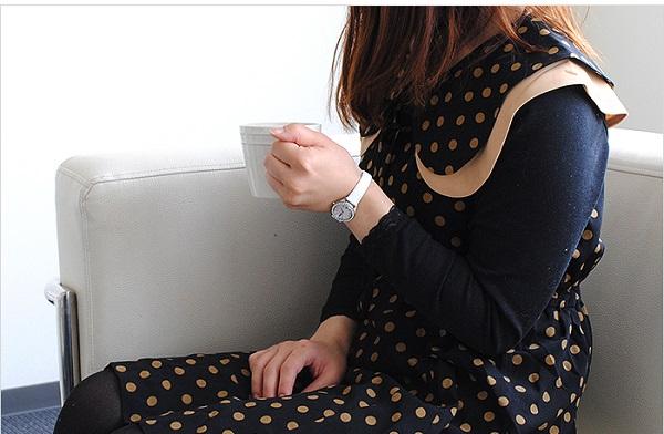 mê mẩn trước đồng hồ đeo tay seiko nữ tuyệt sắc 1