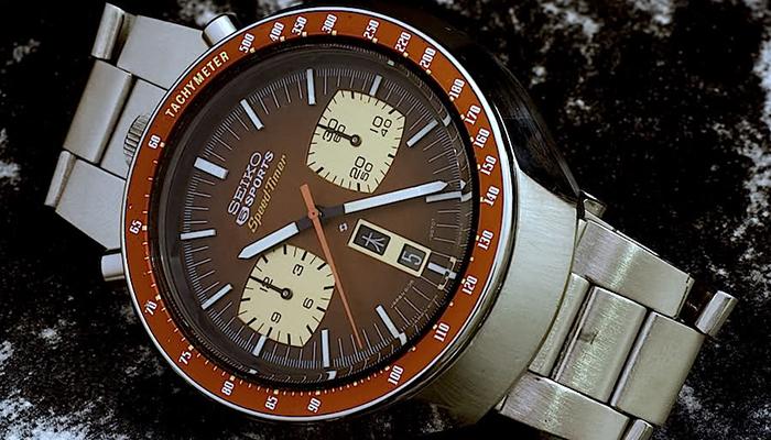 0 săn lùng và sưu tập phiên bản đồng hồ seiko 5 cổ