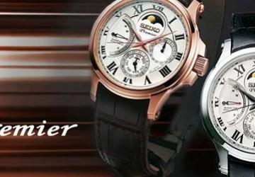 đồng hồ seiko premier cổ điển và hiện đại 1