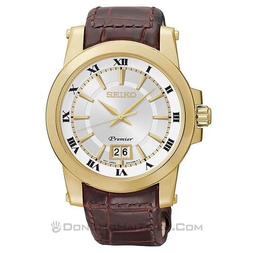 đồng hồ seiko premier tân cổ giao duyên trong thiết kế 2