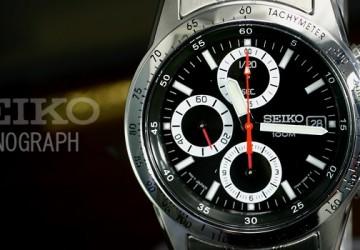 có gì ở chiếc đồng hồ seiko chronograph